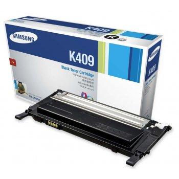 Заправка картриджа Samsung CLT-K409S  черный