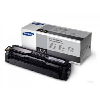Заправка картриджа Samsung CLT-K504S черный