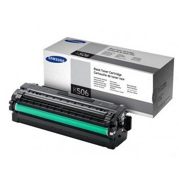 Заправка картриджа Samsung CLT-K506L черный
