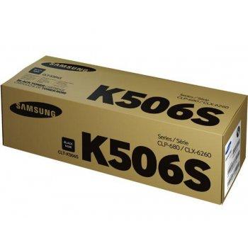 Заправка картриджа Samsung CLT-K506S черный