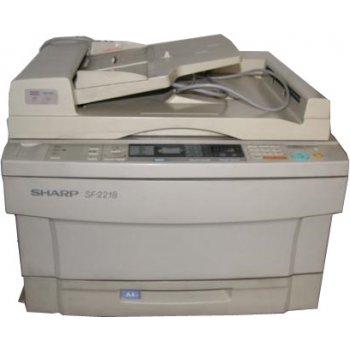 Заправка принтера Sharp SF-2218