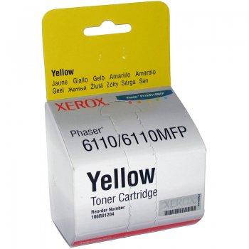 Заправка картриджа Xerox 106R01204 желтый