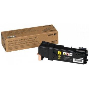 Заправка картриджа Xerox 106R01603 желтый