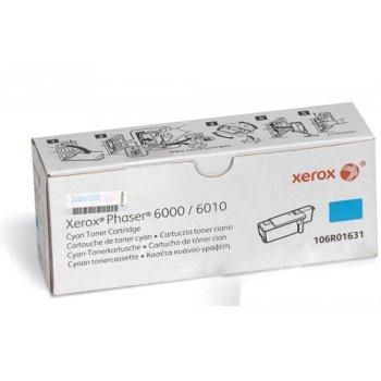 Заправка картриджа Xerox 106R01631 голубой