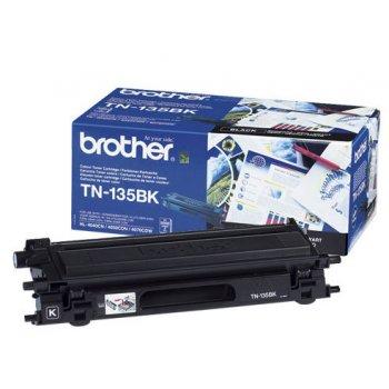 Картридж оригинальный Brother TN-135Bk черный