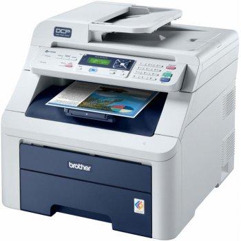 Заправка принтера Brother DCP 9010
