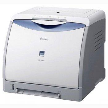 Заправка принтера Canon LBP-5000