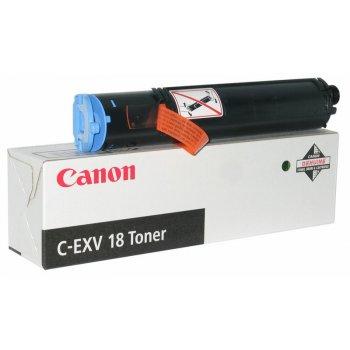 Картридж оригинальный Canon C-EXV18