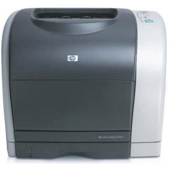 Заправка принтера HP Color LaserJet 2550