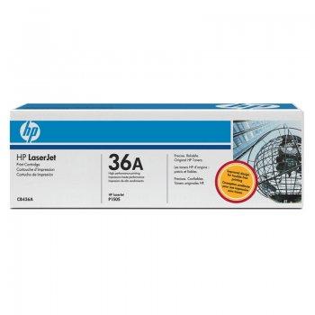 Картридж оригинальный HP CB436A