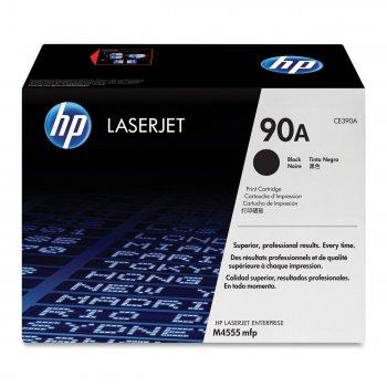 Картридж оригинальный HP CE390A