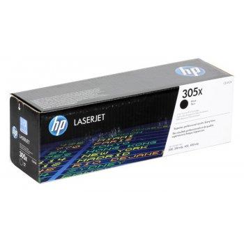 Картридж оригинальный HP CE410X черный