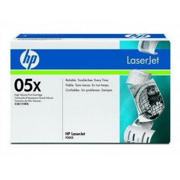Картридж оригинальный HP CE505X