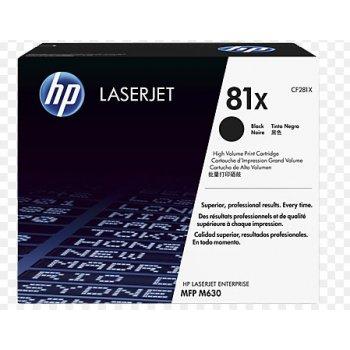 Картридж оригинальный HP CF281X