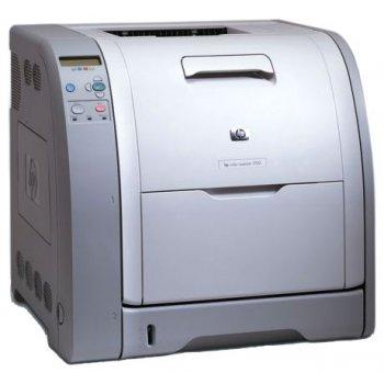 Заправка принтера HP Color LaserJet  3700
