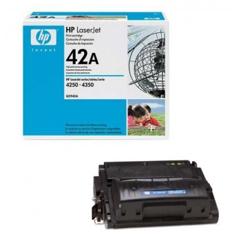 Картридж оригинальный HP Q5942A