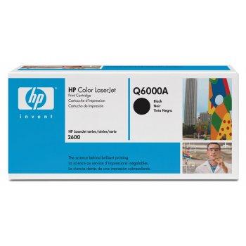 Картридж оригинальный HP Q6000A черный