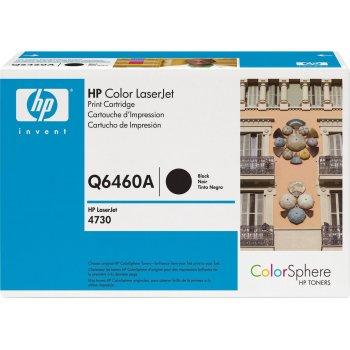 Картридж оригинальный HP Q6460A черный