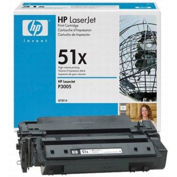 Картридж оригинальный HP Q7551X
