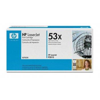 Картридж оригинальный HP Q7553X