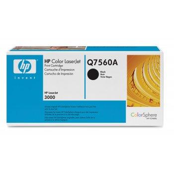 Картридж оригинальный HP Q7560A черный