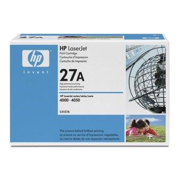 Картридж оригинальный HP C4127X