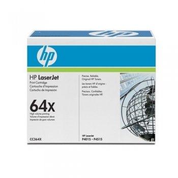 Картридж оригинальный HP CC364X