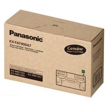Картридж оригинальный Panasonic KX-FAT400A7