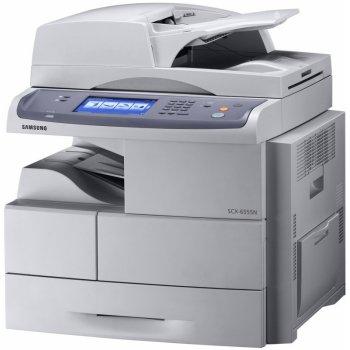 Заправка принтера Samsung SCX-6555N