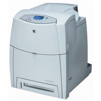 Заправка принтера HP Color 4600
