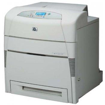 Заправка принтера HP Color 5500