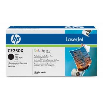 Картридж совместимый HP CE250X черный