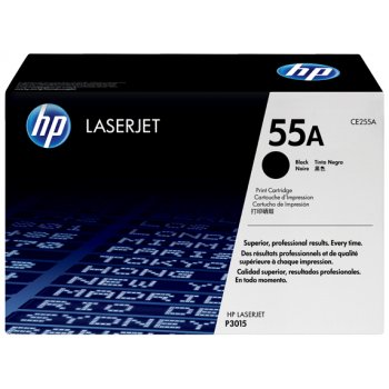 Картридж совместимый HP CE255A