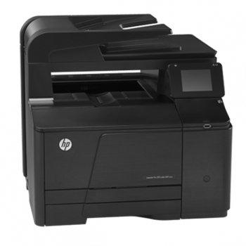 Заправка принтера HP Color LaserJet 200 M276N MFP