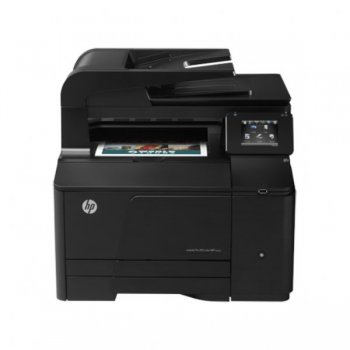 Заправка принтера HP Color LaserJet 200 M276 MFP