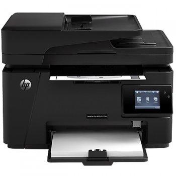 Заправка принтера HP LJ Pro MFP M127fw
