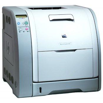 Заправка принтера HP Color 3550