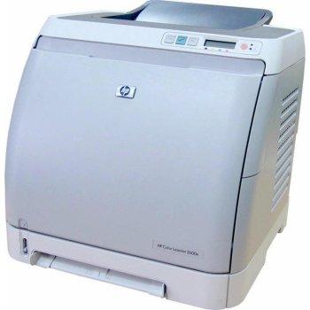 Заправка принтера HP Color LaserJet 2600N
