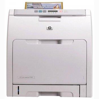 Заправка принтера HP Color LaserJet  2700