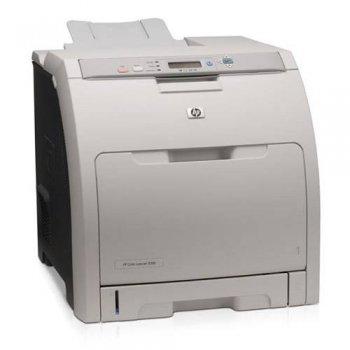 Заправка принтера HP Color LaserJet 3000
