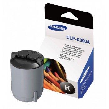 Картридж совместимый Samsung CLP-K300A черный