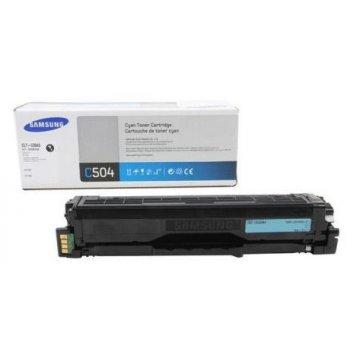 Картридж совместимый Samsung CLT-C504S голубой
