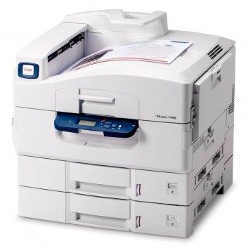 Заправка принтера Xerox Phaser 7400