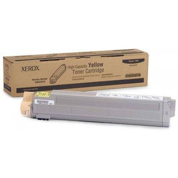 Картридж совместимый Xerox 106R01079 желтый